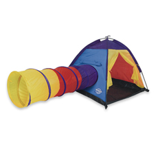 Tyler ...  sc 1 st  TylersToyReviews.com & Discovery Kids Indoor/Outdoor Adventure Play Tent ...