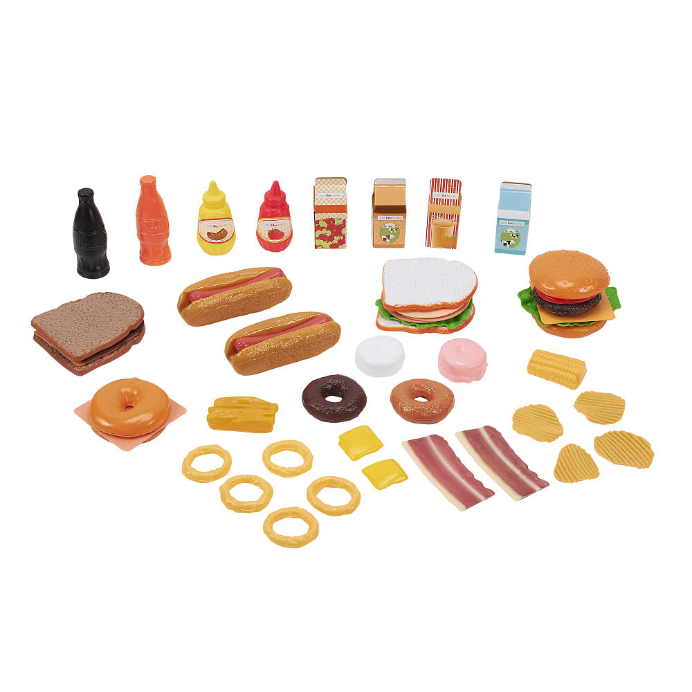 Toys R Us Food : Just like home deli shop set tylerstoyreviews