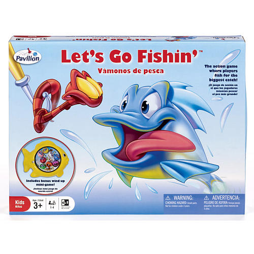 Let s go fishing for Lets go fishing game